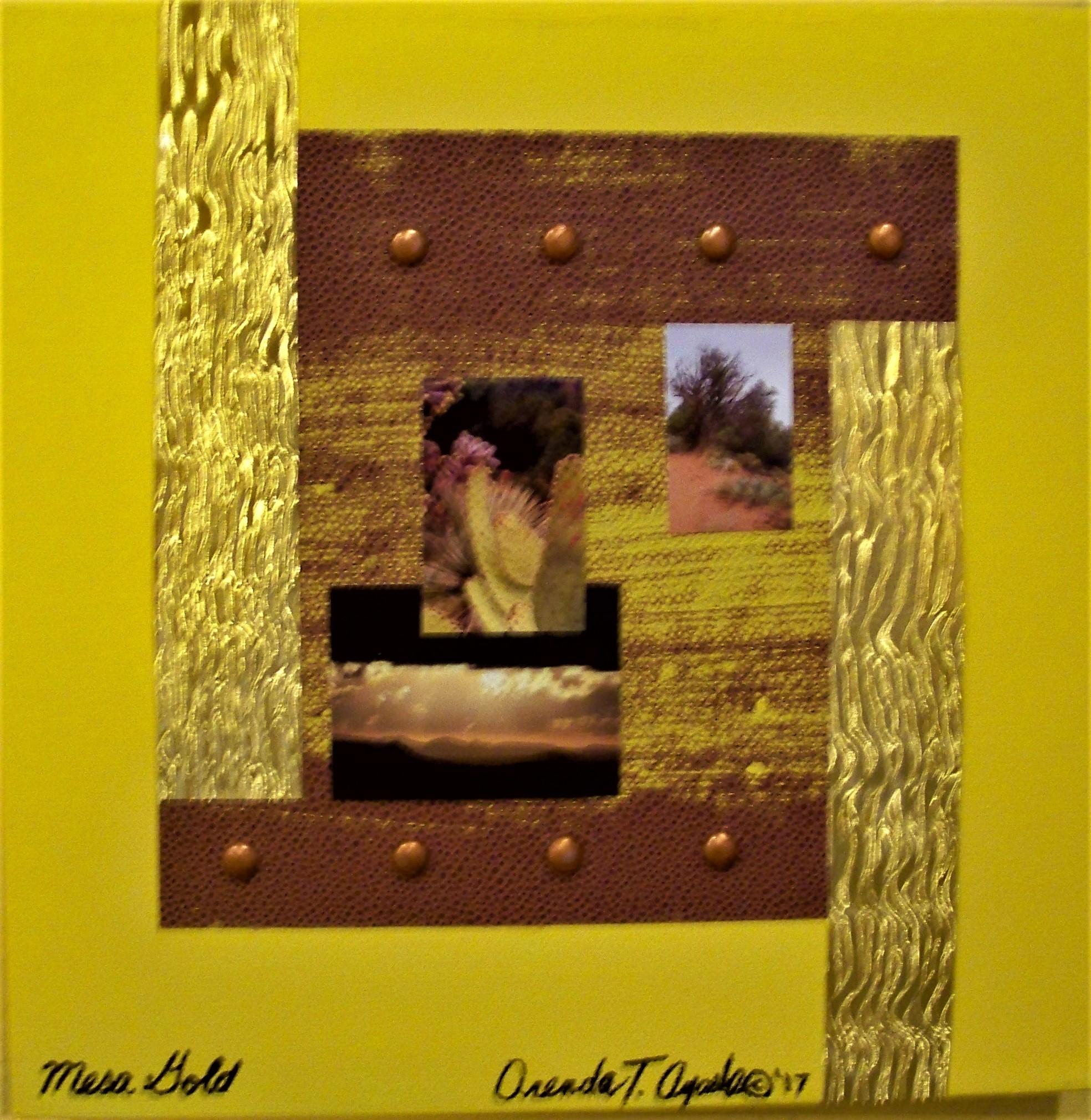 AZ.Deco / Mesa Gold